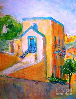 Painting - Gleneagles Gozo by Marco Macelli