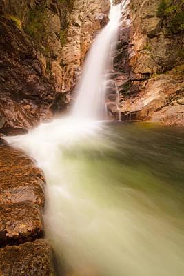 Photograph - Glenn Ellis Falls by Robert Clifford