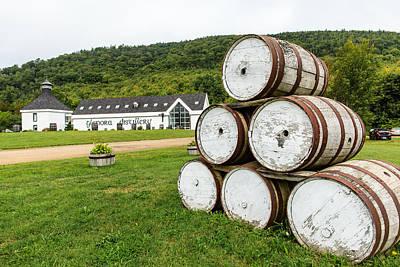 Photograph - Glenora Distillery 2 by Ben Graham