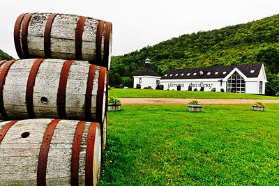 Photograph - Glenora Distillery by Ben Graham