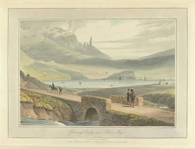 Glenvargle Bridge Art Print by British Library