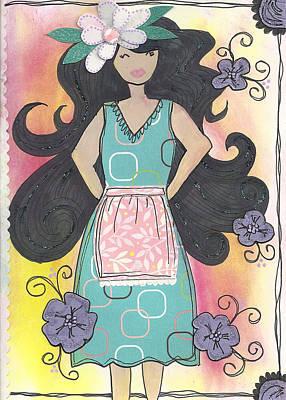 Glimmer Girl Lilac Original