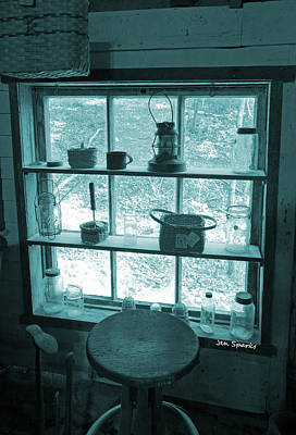 Photograph - Glimpse In Time by Jen Sparks