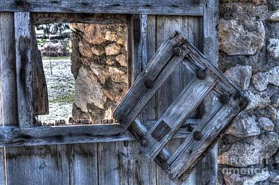 Glimpses Of Times Past Art Print by Heiko Koehrer-Wagner