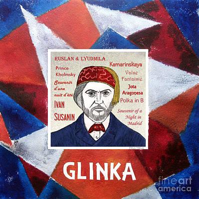 Glinka Art Print by Paul Helm
