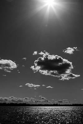 Photograph - Glisten by Milan Kalkan