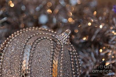 Photograph - Glitter by Karin Pinkham