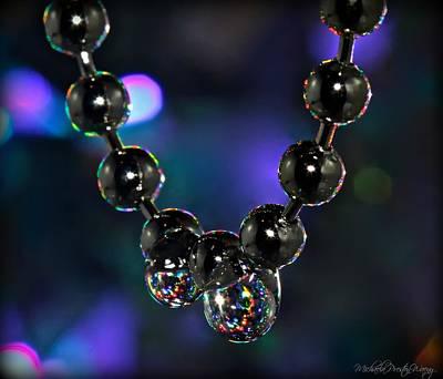 Photograph - Glitter by Michaela Preston