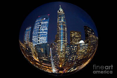 Photograph - Globed Seattle by Marie Jamieson