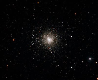 Caldwell Photograph - Globular Cluster Ngc 362 by Damian Peach