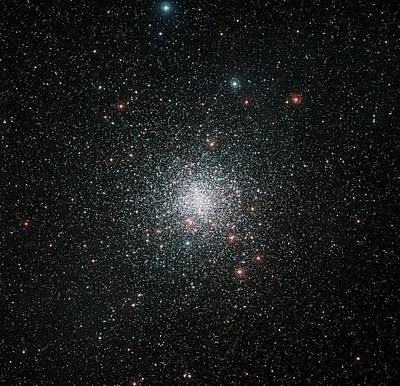 Globular Star Cluster M4 Art Print by European Southern Observatory