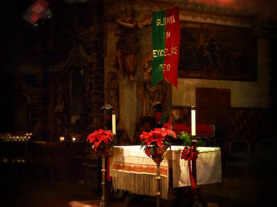 Photograph - Gloria In Excelsis Deo by Lucinda Walter