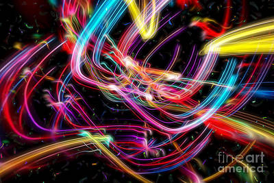Digital Art - Glorious Celebration by Margie Chapman