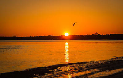 Photograph - Glorious Sunset by Jane Luxton
