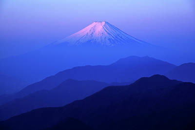 Volcano Photograph - Glory by