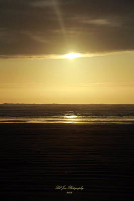 Photograph - Glory At Ocean Shores by Jeanette C Landstrom