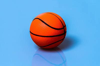 Glory To Basketball Art Print