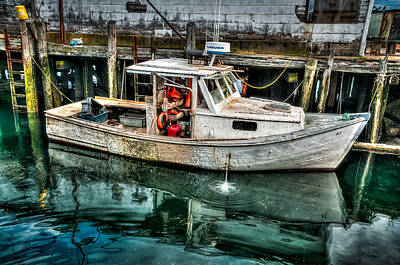 Photograph - Gloucester Boat by Fred LeBlanc