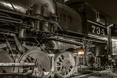 Photograph - Glowing Embers On 734 by Jeannette Hunt
