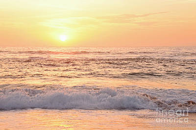 Photograph - Glowing Pastel Sunrise 2 By Kaye Menner by Kaye Menner