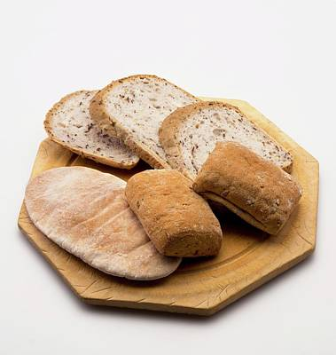 Benefit Photograph - Gluten-free Breads by Sheila Terry