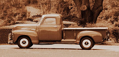 Photograph - Gmc 100 by Peg Urban