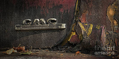 Photograph - GMC by Inge Riis McDonald