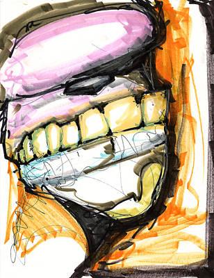 Gnaw Original by Ian Smith