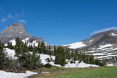 Photograph - Gnp Continental Divide by Michael Gooch