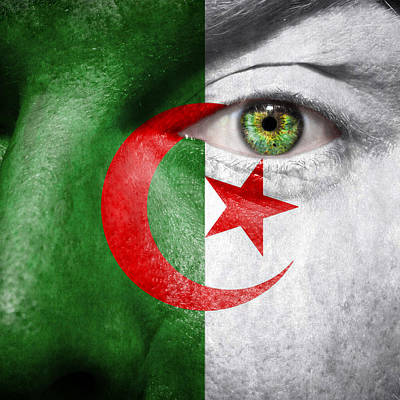 Photograph - Go Algeria by Semmick Photo