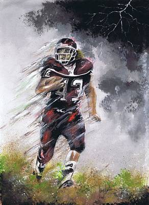 Go Cody Art Print
