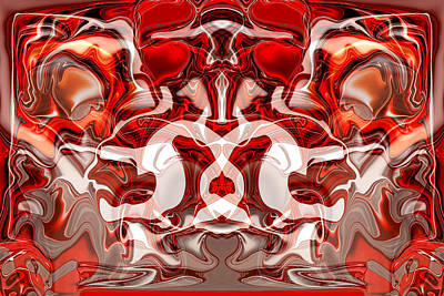 Go Cougs Art Print by Omaste Witkowski