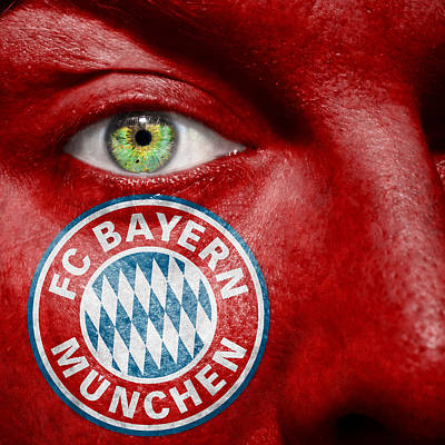 Photograph - Go Fc Bayern Munchen by Semmick Photo