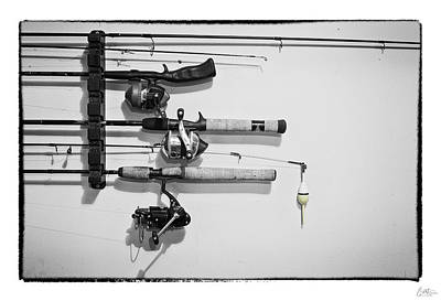 Fishing Photograph - Go Fish - Art Unexpected by Tom Mc Nemar