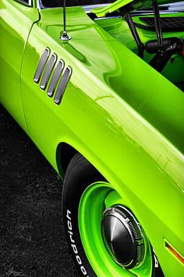 Photograph - Go Green by Gordon Dean II