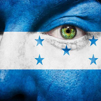 Photograph - Go Honduras by Semmick Photo