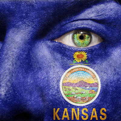 Photograph - Go Kansas by Semmick Photo