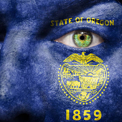 Photograph - Go Oregon by Semmick Photo