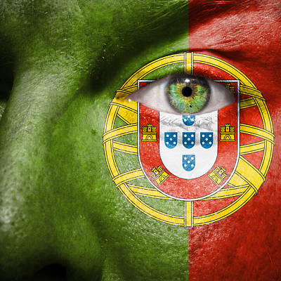 Photograph - Go Portugal by Semmick Photo