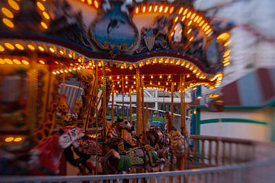 Photograph - Go Round Again by Scott Campbell