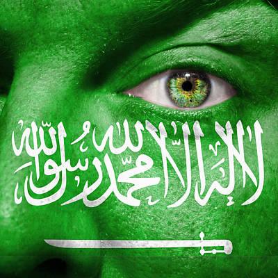 Photograph - Go Saudi Arabia by Semmick Photo