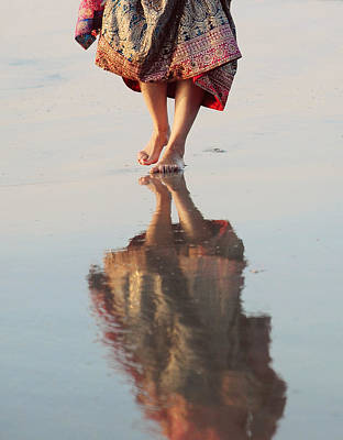 Photograph - Goa Reflections  by Jenny Rainbow