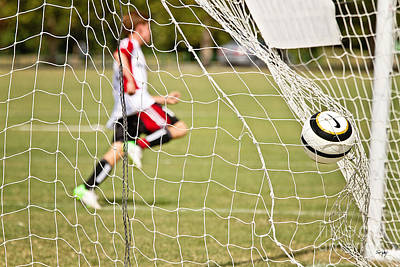 South Louisiana Photograph - Goal by Scott Pellegrin
