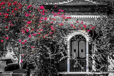 Goa Photograph - Goan House by Catherine Arnas