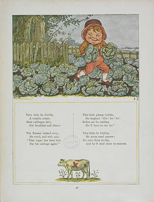 Goblin Photograph - Goblin by British Library