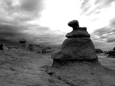Photograph - Goblin Formation by Tarey Potter