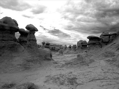 Photograph - Goblin Path by Tarey Potter