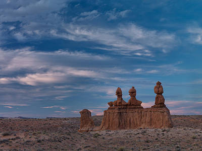 Photograph - Goblin Valley 2 by Leland D Howard