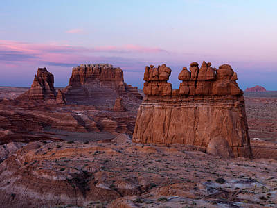 Goblin Valley 6 Art Print