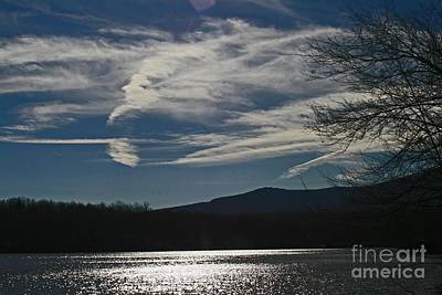 Photograph - God Paints The Sky by Sandra Clark